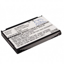 Batterie Samsung compatible ACCESS A827, ACE I325, BlackJack, ETERNITY A867, GT-C6620, GT-C6625, GT-C6625v, I601 Blackjack, I