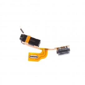 Complete Dock connector + Cable + Jack Plug - Lumia 925