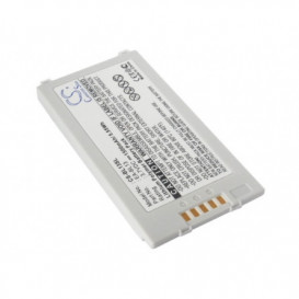 Batterie Sharp compatible WS007SH, WS011SH, W-ZERO3[es]