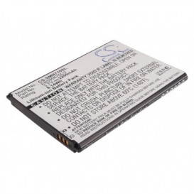 Batterie Sprint compatible Galaxy Note, Galaxy Note II 4G, SPH-L900, SPHL900GYS