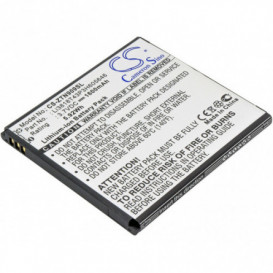 Batterie SRF compatible Startrall 4