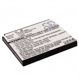 Batterie Telstra compatible Cranberry, F168, F188, F230, F233, F350, F500, F582, F600, F852, F858, F858 Easy Touch, F870, Gli