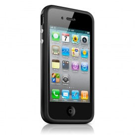 Bumper iPhone 4/4S noir