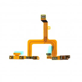 Power button + side buttons flex cable - Lumia 900