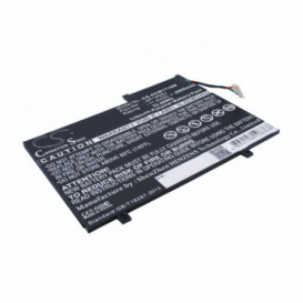 Batterie Acer 2900mAh / 33.06Wh 11,4V compatible Aspire Switch 11 SW5-171, Aspire Switch 11 SW5-171P