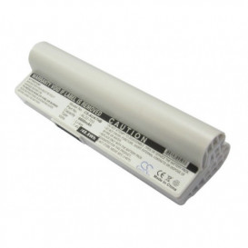 Batterie Asus 6600mAh 7,4V compatible Eee PC 701SD, Eee PC 701SDX, Eee PC 703, Eee PC 900a, Eee PC 900-BK010X, Eee PC 900-BK0