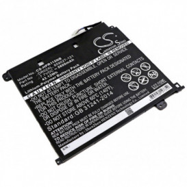 Batterie HP 5600mAh / 43.12Wh 7,7V compatible Chromebook 11 G5, Chromebook 11-V, Chromebook 11-V011DX