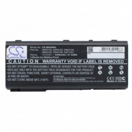 Batterie IBM 4400mAh / 47.52Wh 10,8V compatible G41, ThinkPad G40, ThinkPad G40 Series, ThinkPad G40-2384, ThinkPad G40-2387,