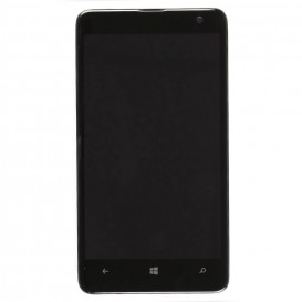 LCD Screen + Touchscreen + Frame - Lumia 625