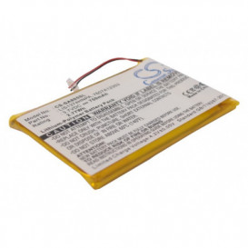 Batterie Sony compatible NW-A805, NW-A805B, NW-A805P, NW-A805W, NW-A806B, NW-A806P, NW-A806V, NW-A806W, NW-A808B, NW-A815, NW