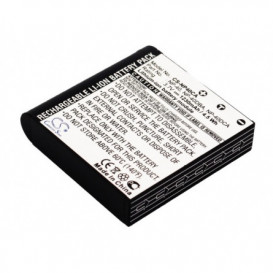 Batterie caméras, appareils photos Bell & Howell 1230mAh / 4.55Wh 3,7V compatible DNV900HD