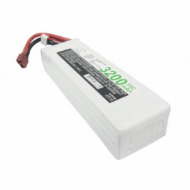 Batterie RC Li-Polymer 3200mAh 14,8V compatible LP3204C35RT