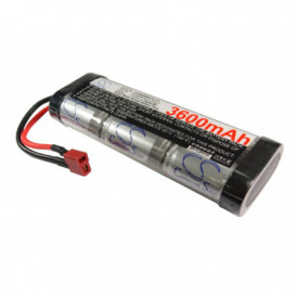 Batterie RC Ni-MH 3600mAh 7,2V compatible NS360D37C115