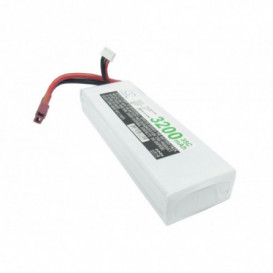 Batterie RC Li-Polymer 3200mAh 11,1V compatible LP3203C35RT