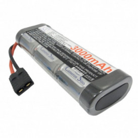Batterie RC Ni-MH 3000mAh 7,2V compatible NS300D37C012