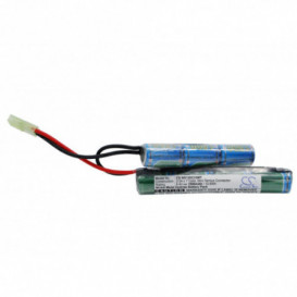 Batterie RC Ni-MH 1500mAh 8,4V compatible NS120C33MT