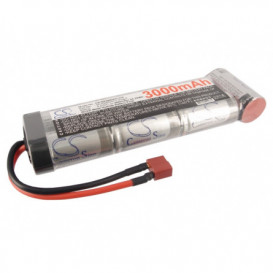 Batterie RC Ni-MH 3000mAh 8,4V compatible NS300D47C115