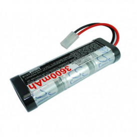 Batterie RC Ni-MH 3600mAh 7,2V compatible NS360D37C006