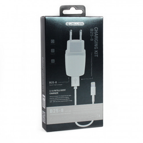 Mains charger + Data Lightning cable