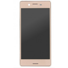 Screen ROSE GOLD (without frame) - Xperia X