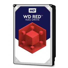 "Disque dur interne 3,5"" Western Digital RED 4To"