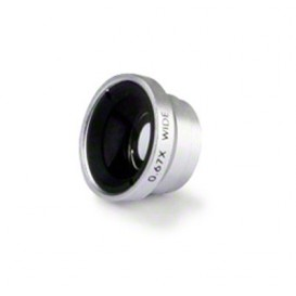 Macro + wide angle lens for iPhone
