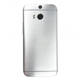 White Rear Panel - HTC M8