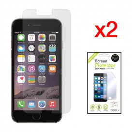 Set of 2 protective film Super Clear Moxie - iPhone 6/6S