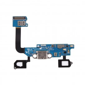 Dock connector + Touch buttons Cable - Galaxy Alpha