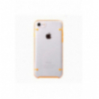 Coque TPU Ultra fine transparente / couleur - iPhone 7 / 8