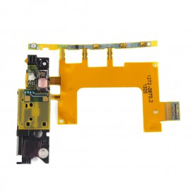 Power/volume/APN + vibrator + microphone flex cable - Xperia E