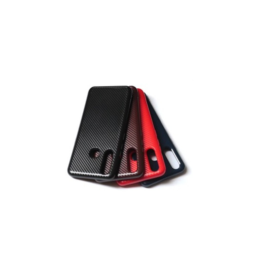 Coque TPU look Carbon - iPhone X / XS