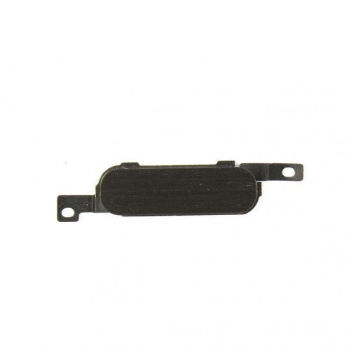Bouton Home Noir - Galaxy Note 2