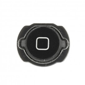 Black Home Button - iPod Touch 4G