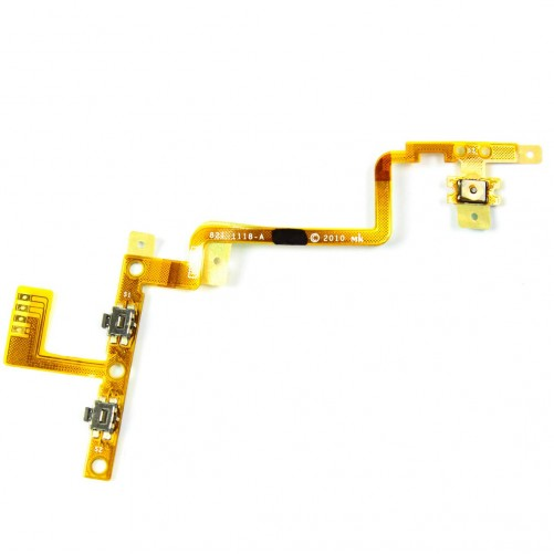 Power + volume button cable - iPod Touch 4G
