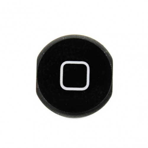 Bouton Home iPad Mini Noir