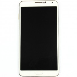 Complete Screen Assembly WHITE - Galaxy Note 3