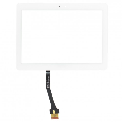 """White Touch Screen + Stickers - Tab 2 10.1"""" - White"""