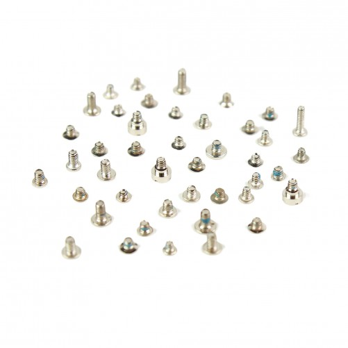 Complete screw kit WHITE - iPhone 5S