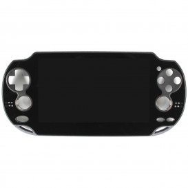 Complete Screen (Assembly Refurbished) (OLED + Touchscreen + Frame) - PS Vita