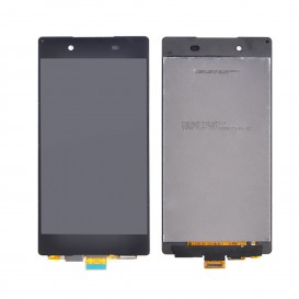 Complete Screen Assembly BLACK - Sony Xperia Z3 Plus