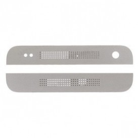 Front Plastic Covers WHITE - HTC One Mini