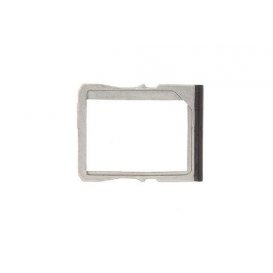 SIM card Tray Black - HTC One (M7)