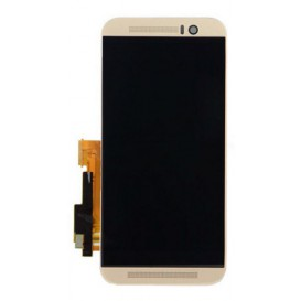 Complete Screen Assembly GOLD (LCD + Touchscreen) - HTC One (M9)