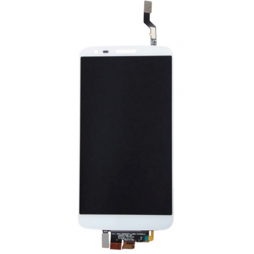 Complete Screen Assembly WHITE (LCD + Touch screen) - LG G2