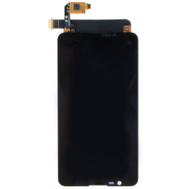 Complete Screen Assembly BLACK - Xperia E4
