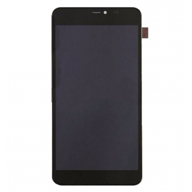 Screen Assembly (LCD + Touch Screen + Frame) - Lumia 640 XL