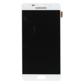 Complete Screen Assembly WHITE (Official) - Galaxy A5 (2016)