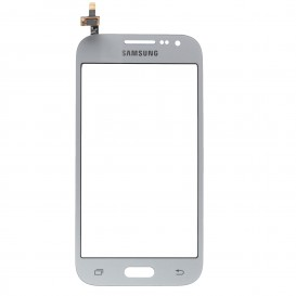 Touch screen (silver) (Official) - Galaxy Core Prime Value Edition