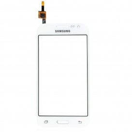 Touch screen (white) (Official) - Galaxy Core Prime